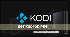 download kodi for ps4