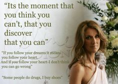 Why I Love Celine Dion (Quotes I Love)