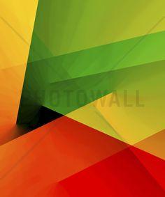 Abstract Light - Wall Mural & Photo Wallpaper - Photowall