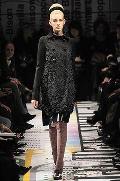 Prada Collection Slideshow on Style.com