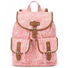 Candie's® Parker Floral Backpack