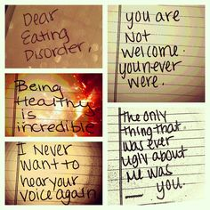 #edrecovery #recovery #eatingdisorder