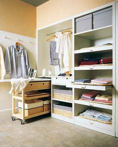 Zona de lavado y plancha - Decoración Hogar, Ideas y Cosas Bonitas para Decorar el Hogar