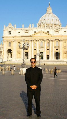 Fr. Donald Calloway, MIC Pilgrimage to Rome & The Shrines of Italy with 206 Tours