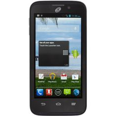 """Straight Talk ZTE Majesty 796C Prepaid Cell Phone. Not too shabby for a phone that's affiliated with a website that's done in """"Engrish""""...  :/"""
