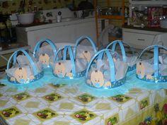 Centros De Mesa Para Baby Shower | Baby Shower Pensamientos