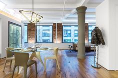 A Chelsea Apartment With a Touch of Voyeurism by Alexander Gorlin and Larsen Design