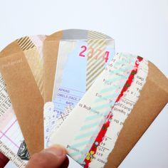 DIY envelopes!
