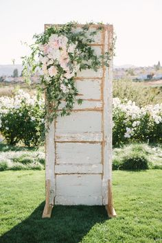 Image result for using a vintage door as a party entrance