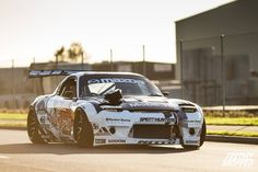Rocket Bunny Mazda RX7 by Mad Mike. | StanceNation™ // Form > Function