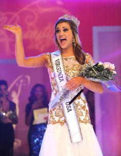 Olivia Fletcher Crowned Miss Virginia Teen USA 2014