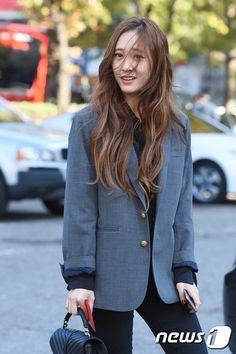 151030 Krystal f(x) = KBS Music Bank