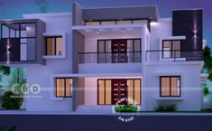 Sanjorjo model is a 3 bedroom one storey house design with roof deck – Amazing Architecture Magazine Online Architecture, Architecture Magazines, Amazing Architecture, Double Storey House Plans, One Storey House, Small House Floor Plans, Dream House Plans, Bungalow House Design, Modern House Design
