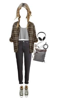 """Untitled #2"" by millie-85 ❤ liked on Polyvore featuring Converse, Molami and Ina Kent"