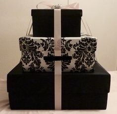 diy card box project wedding arts and crafts time