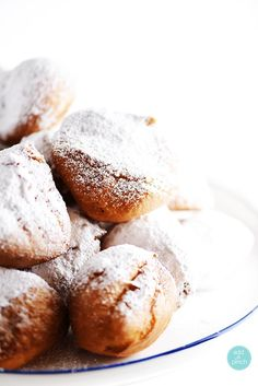 Beignets make a delicious sweet treat! Similar to a fritter, this simple beignets recipe will quickly become a family favorite!