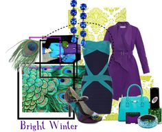 """""""Bright Winter"""" by spicemarket on Polyvore"""