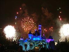 Disney Land.