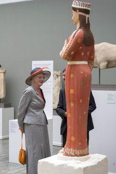 Queen Margrethe, September 14, 2014 | Royal Hats