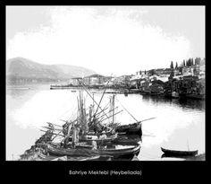 Heybeliada - 1900 ler  Sultan II. Abdülhamid arşivinden