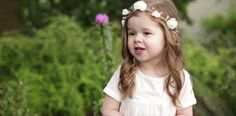 Claire Crosby, 3, sings about Jesus and the Garden of Gethsemane