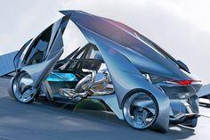 Chevrolet-FNR Concept in Shanghai 2015 - Bilder - autobild.de