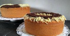Cake banana pudding peanut butter 66 ideas for 2019 Elegant Birthday Cakes, Frosting Recipes, Cake Recipes, Marmer Cake, Bolu Cake, Cake Oven, Resep Cake, Traditional Cakes, Easy Snacks