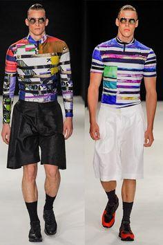 pre spring summer 2014  Inspiration, fashion, mens fashion, summer fashion  Digital Fabric Printing  http://www.digitalfabrics.com.au/resources-for-designers/inspiration/