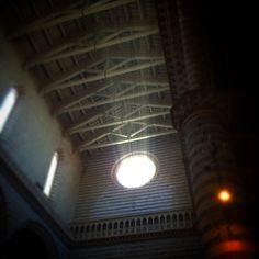 Raggio di Luce nella cattedrale di Orvieto