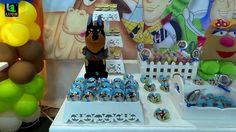 Decoração infantil Toy Story provençal luxo - Aniversário