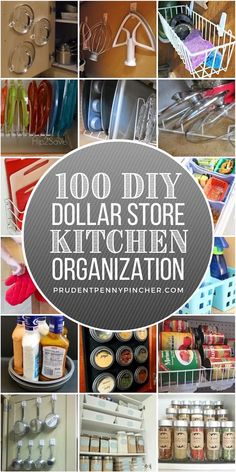 Diy Organizer, Spice Rack Organization, Kitchen Cupboard Organization, Dollar Tree Organization, Kitchen Storage Hacks, Organize Kitchen Cupboards, Organizing Ideas For Kitchen, Organization Hacks, Kitchen Ideas