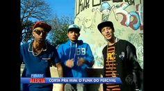 Corta pra 18! MCs criam o funk do Percival - Vídeos - R7