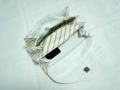Accordion Fabric Wallet / Clutch / Purse. DIY Step by Step Tutorial
