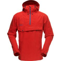 Norrøna Svalbard Cotton Anorak Jacket - Men's - 20% off - #4thofjuly #REDwhiteandblue