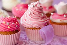 Low Carb Cupcakes - kalorienarme Rezepte für leckere Cupcakes