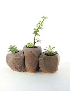 planters - l & m studio- handmade, modern designs for the home and garden.
