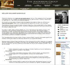 (The Anderson Group: Keller Williams Nashville)