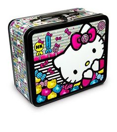 17fd2157dc Hello Kitty Candy Lunch Box Hello Kitty Toys