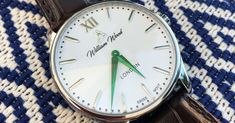 William Wood Watches Are as Affordable as They Are Refined
