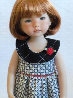 Spring Dress for Dianna Effner Little Darlings