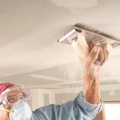 Drywall Sanding tips