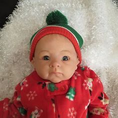 Andi Awake by L Murray, presented by Artful Dolls by Design; Christmas special