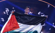 MOHAMMED ASSAF SINGS AT A CHARITY EVENT IN AMMAN