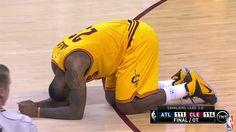 LeBron James' Epic Game 3 Triple-Double