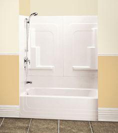 Orleans Alcove Or Tub Showers Bathtub   Keystone And Advanta By MAAX