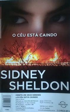 Entre Frases e Palavras: O Céu está Caindo - Sidney Sheldon
