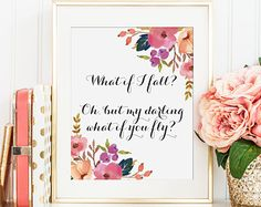 oh my darling but what if you fly – Etsy