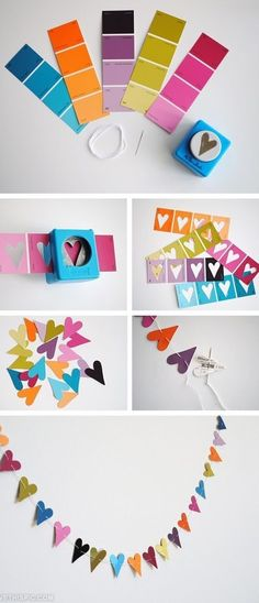 heart shaped party decorations hearts craft crafts craft ideas diy ideas diy decoration party crafts