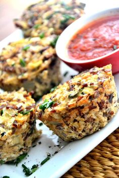 Quinoa Recipe | Quinoa Recipes | Gluten Free Recipes - The Healthy Apple- Vegan replace egg and cheese with vegan substitute of choice (flax meal) you want something to bind ingredients together.  You could also use avocado