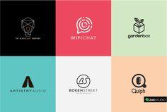 Logo design, Minimal logo, logo designs service fiverr logo, geometric logo, modern logo, branding ,chat logo, audio logo, bulb logo, box logo